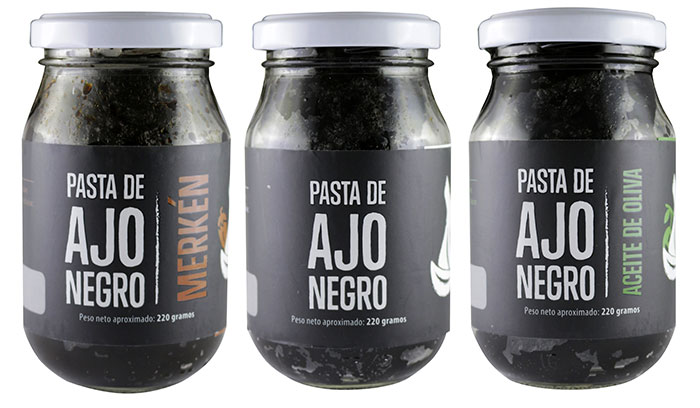 Ajo Negro Kokorofoods, para directorio Dancaru.com
