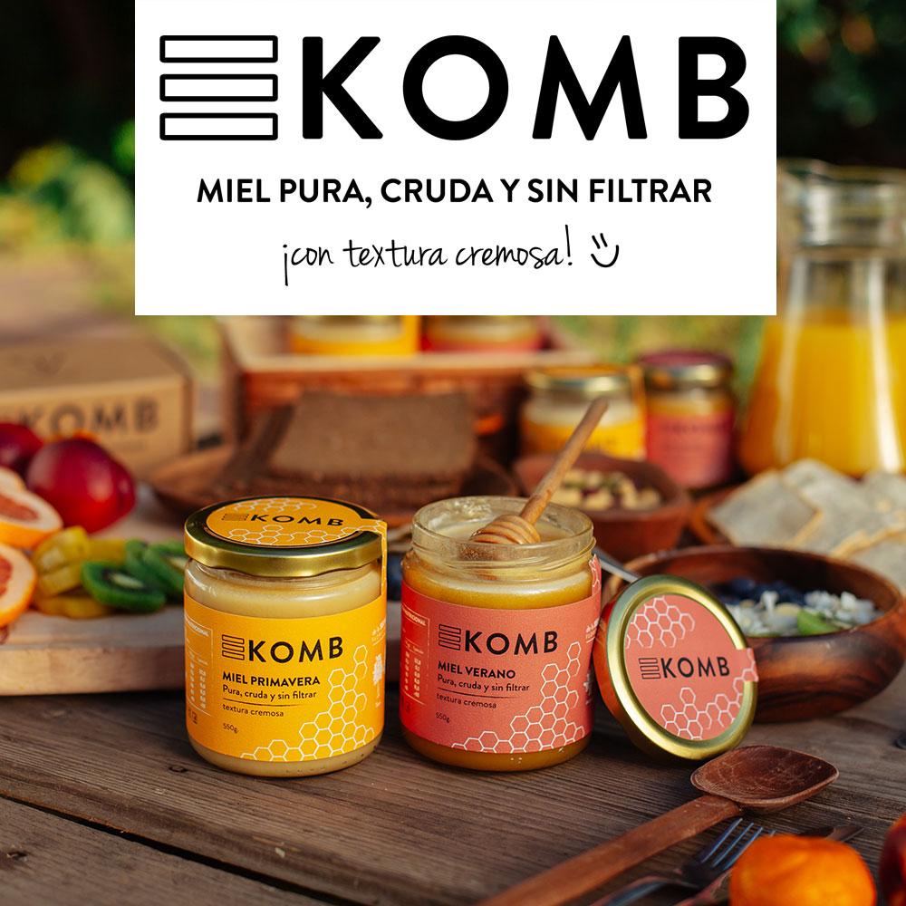 marca KOMB para Dancaru.com